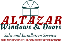 Altazar Windows & Doors Logo